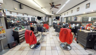 Main Event Barbershop 3D Model