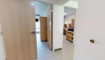 Alumni Hall 4 Person Extended Occupancy Triple Semi-Suite