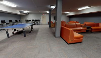Plunkett Basement Lobby