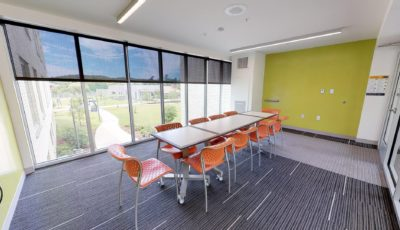 Pace University Study Lounge 3D Model
