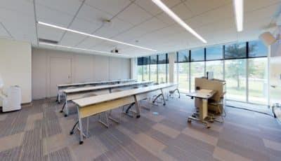 Pace Classroom 3D Model