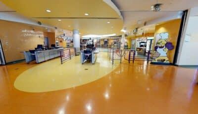 Thompson Dining Center 3D Model