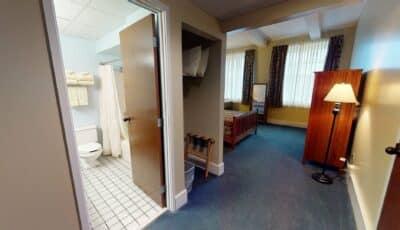 Sheldon Hotel Room 1 3D Model