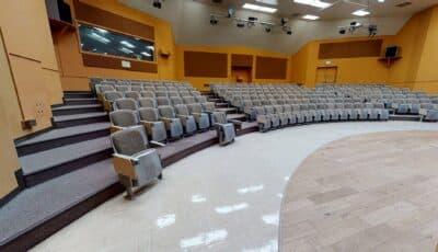 Music Recital Hall 3D Model
