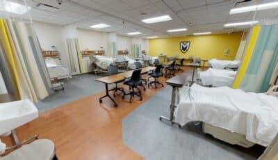 Nursing Lab Fort Wayne 3D Model
