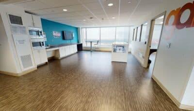 Piedmont Central floor lounge – Sample 3D Model