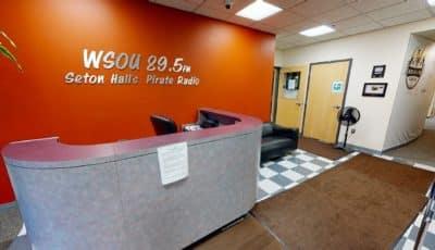 Seton Hall's Radio Station 3D Model